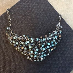 New Turquoise Beaded Necklace